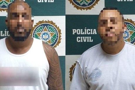 Torcedores flamenguistas foram presos em operação da Polícia