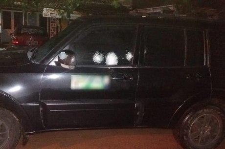 Blindagem impediu que balas atingissem Viana