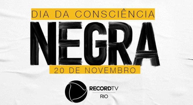 O Dia da Consciência Negra é celebrado nesta sexta (20)