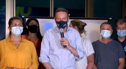 O ex-prefeito Marcelo Crivella