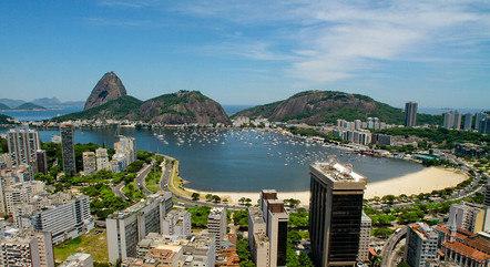 Rio teve dia  mais quente do inverno nesta terça