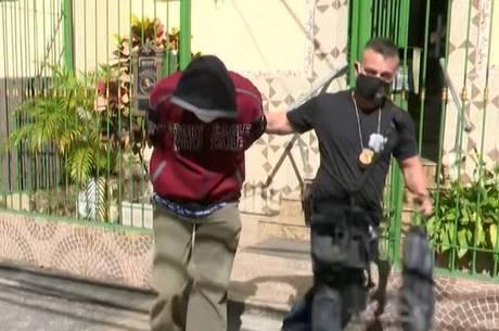 Enfermeiro foi preso em ação da PF nesta quarta-feira (25)