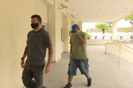 Duas pessoas foram presas durante ação da Polícia Civil