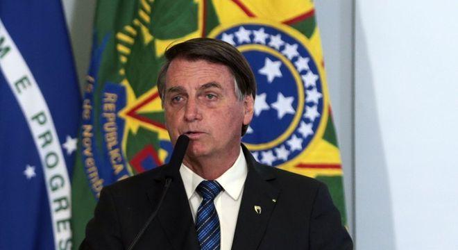 O presidente Jair Bolsonaro não vai mais depor em inquérito sobre a PF