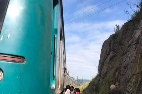 Não há interrupções no trecho entre Japeri e Central do Brasil