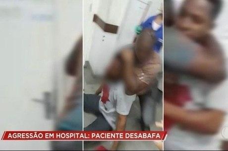 Paciente não teria sido atendido mesmo após desmaiar