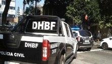 RJ: DHBF prende cinco pessoas em operação em Duque de Caxias