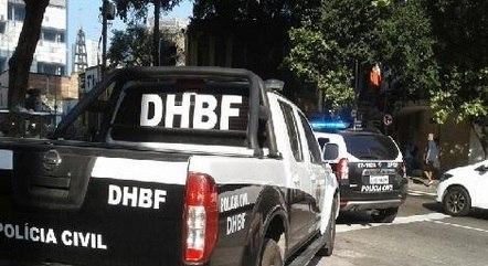 DHBF realizou operação contra o tráfico de drogas