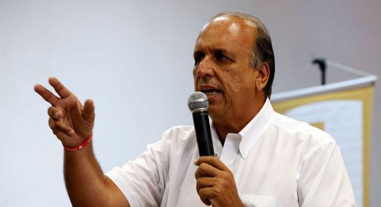 Luiz Fernando Pezão, ex-governador do RJ