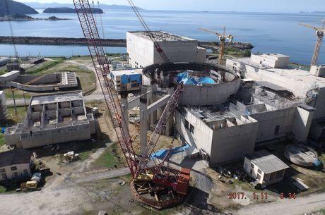 Operação investiga contratos nas obras da usina Angra 3