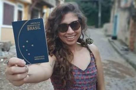 Nathaly Dias se prepara para 3ª viagem internacional