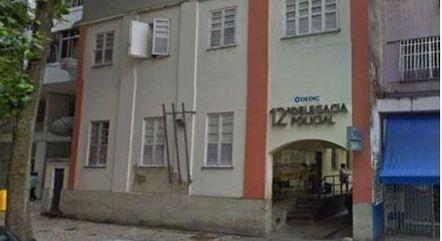Falso médico foi preso pela 12ª DP (Copacabana)