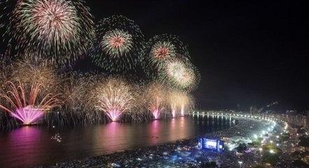 Prefeitura interditou toda extensão da orla do Rio