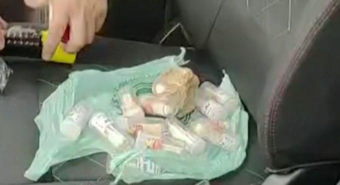 Motorista afirmou à polícia que as drogas seriam levadas para Araruama