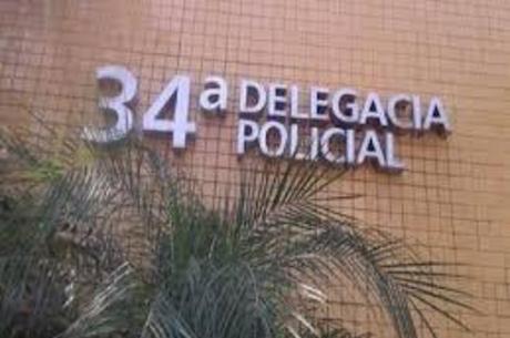 Homem foi preso  por agentes da 34°DP (Bangu)