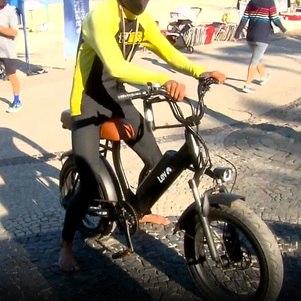 Polícia diz que bicicleta é furtada