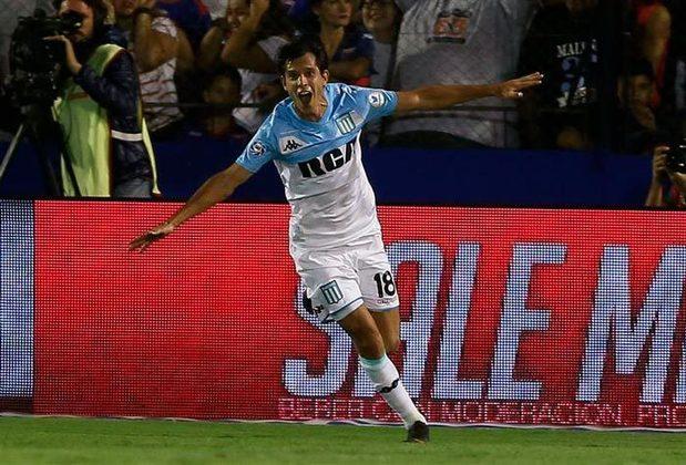 Racing: 3º colocado do Campeonato Argentino - Entra diretamente na fase de grupos.
