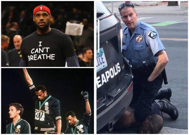 Uma notícia chocou os Estados Unidos nesta semana e fez os principais atletas norte-americanos se manifestarem publicamente. George Floyd, um homem negro de 46 anos, morreu após ser sufocado por um policial na cidade de Minneapolis