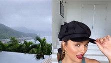 Rafa Kalimann mostra mansão de cinco andares no Rio de Janeiro