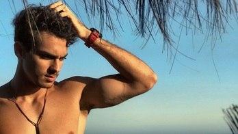 Leo Stronda diz que irmão é mais bonito que Zoli; conheça o jovem (Edu Garcia/R7)