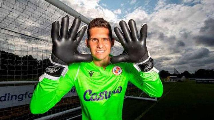 Rafael Cabral - Time: Reading (Inglaterra) - Posição: Goleiro - Idade: 31 anos - Contrato até: 30/06/2022