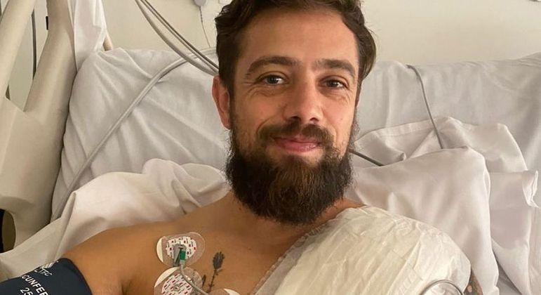 Ator foi diagnosticado com uma fibrose no músculo cardíaco que o coloca em grupo de risco