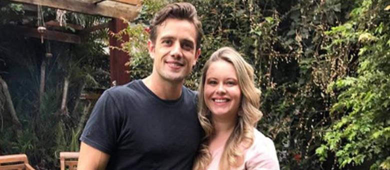 Rafael é casado com Mariana, filha de Sônia Bridi