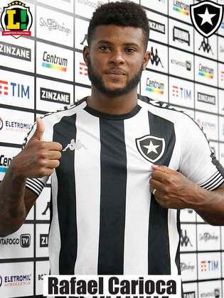 Rafael Carioca - 6,0 - Entrou depois dos 30 minutos no lugar de Daniel Borges. Manteve o Botafogo forte pelo lado direito.