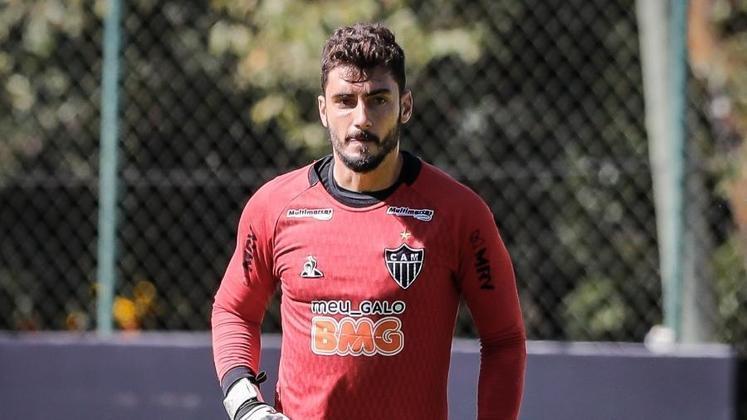 Rafael - Clube: Atlético-MG - Posição: goleiro - Idade: 32 anos - Jogos no Brasileirão 2021: 0