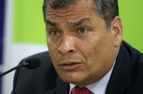 Rafael Correa teve prisão decretada na quarta