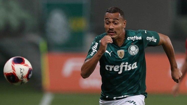 Rafael Elias: atacante – brasileiro – 22 anos – clube atual: Palmeiras – validade do contrato: dezembro de 2023 – atual valor de mercado: 625 mil euros