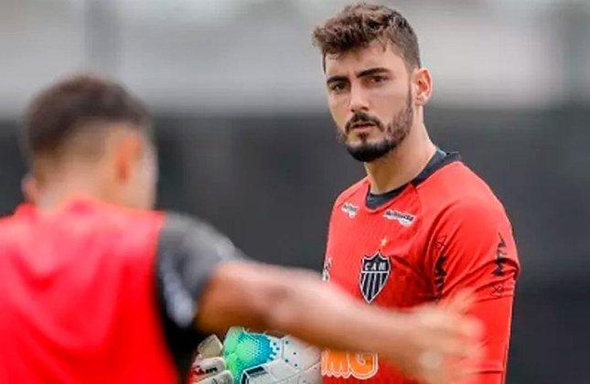 Rafael (goleiro) - Contrato até 31/12/2022