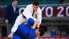 Judô: Macedo é eliminado em 31 segundos na sua 1ª luta em Tóquio