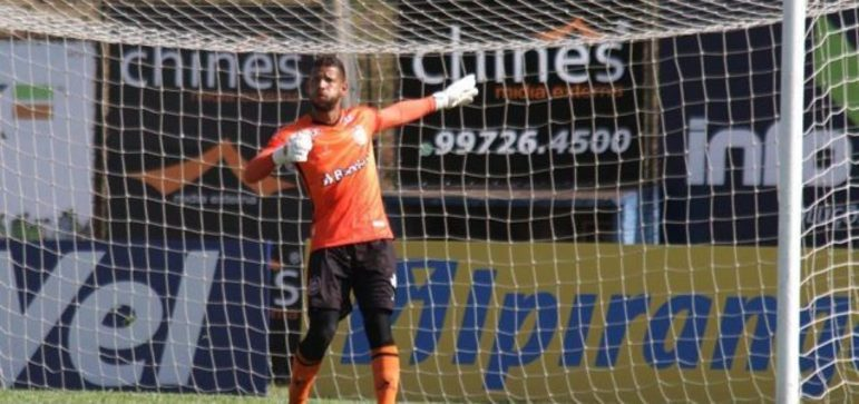 Rafael Martins (Brasil de Pelotas) - Rafael Martins é um dos destaques como goleiro na Série B. O atleta do Brasil de Pelotas é o que possui mais defesas por jogo no torneio, com uma média de 3,9 por partida