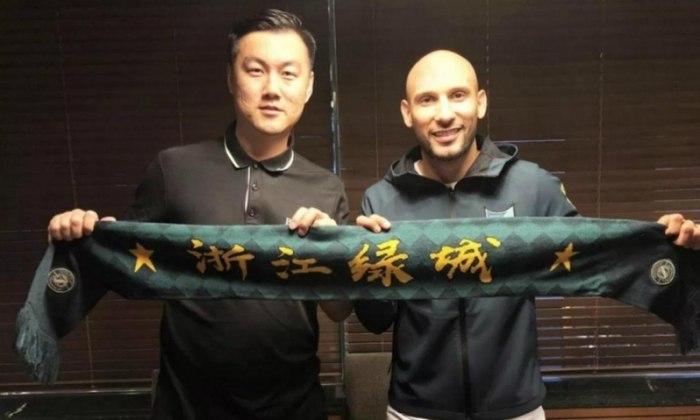 Rafael Martins (Zhejiang Greentown FC)