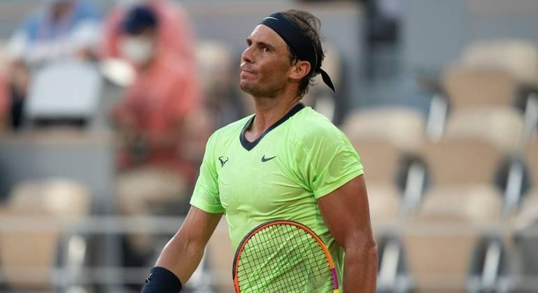 Por questões físicas, Nadal desiste de participar de Wimbledon e Olimpíada