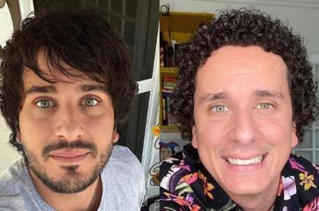 Rafael Portugal mudou com o Face App