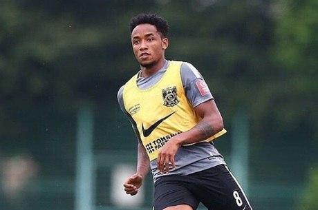 Rafael Silva foi revelado pelo Coritiba
