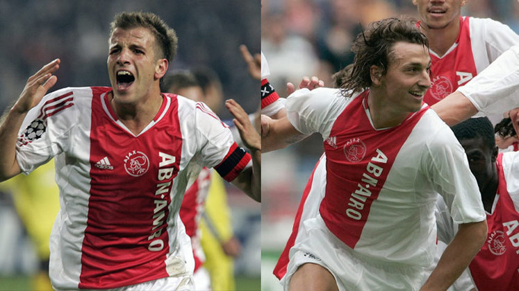 Rafael Van Der Vaart e Zlatan Ibrahimovic: companheiros no Ajax, os dois sempre tiveram problemas. Tudo começou em 2004, em um amistoso entre Suécia e Holanda, na qual Van der Vaart alega que Ibra teria o machucado de propósito. Dias depois, eles tiveram um forte discussão, na qual o sueco teria dito que