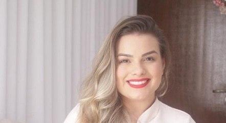 Rafaela foi presa por falsificação de cosmético