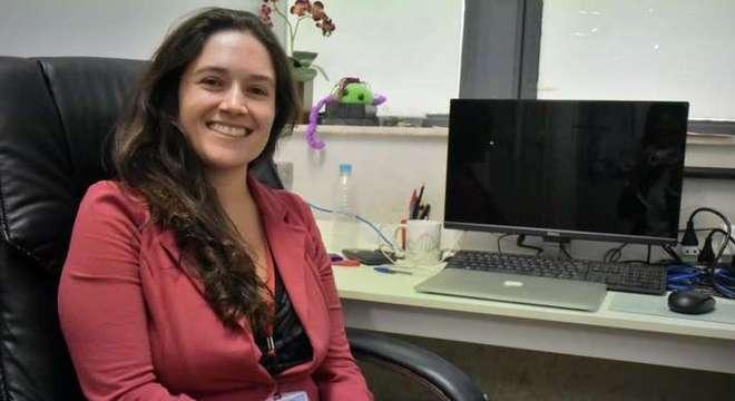 Rafaela Ferreira ganhou prêmio da Unesco para mulheres cientistas