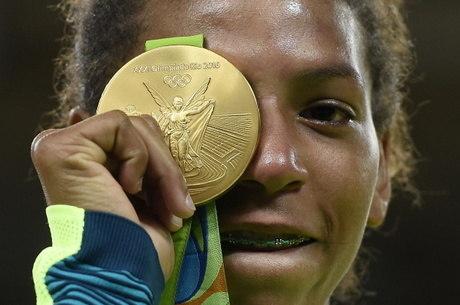 Rafaela Silva está fora da Olimpíada de Tóquio
