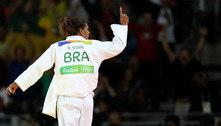 'Não quero pensar no que passou', diz Rafaela Silva rumo a Paris 2024