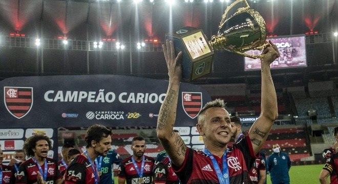O Flamengo perde um grande líder. De graça. Imperdoável