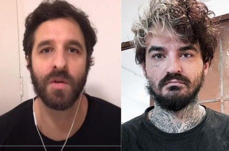 Rafinha Bastos comentou acusações contra PC Siqueira