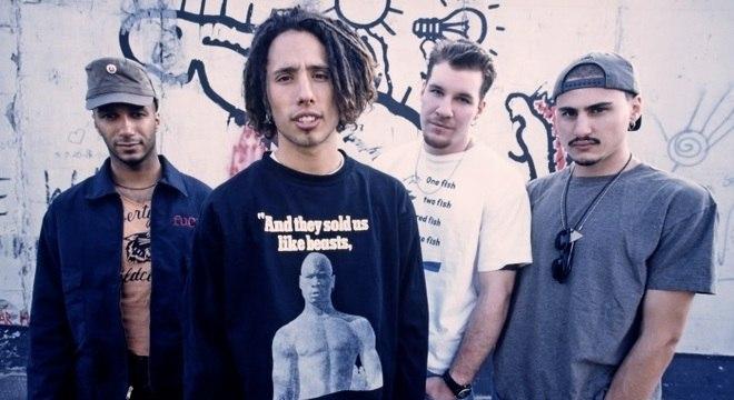 Rage Against The Machine anuncia mais dois shows de reunião