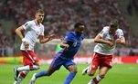 3ªInglaterra: Raheem Sterling (26 anos) – Clube: Manchester City – Posição: Atacante – Valor: € 90 milhões