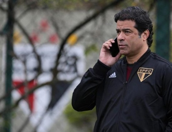 Raí - Além de ser um dos fundadores da Fundação Gol de Letra, Raí é, desde o final de 2017, diretor executivo de futebol do São Paulo(Foto: Divulgação/São Paulo FC)