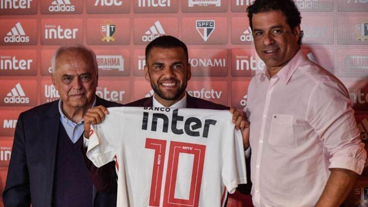 Raí colocou sua popularidade com a torcida à prova e, desde 2018, é o líder do departamento de futebol do São Paulo. Ainda não levou o clube a conquistas, mas tem como grande feito a impactante contratação de Daniel Alves em 2019.