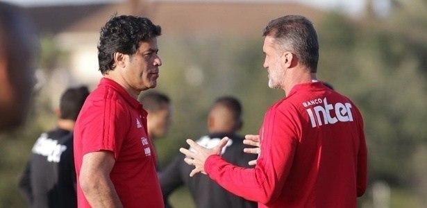 Mancini estava bem como técnico. Foi dispensado por Raí. Daniel Alves queria Diniz